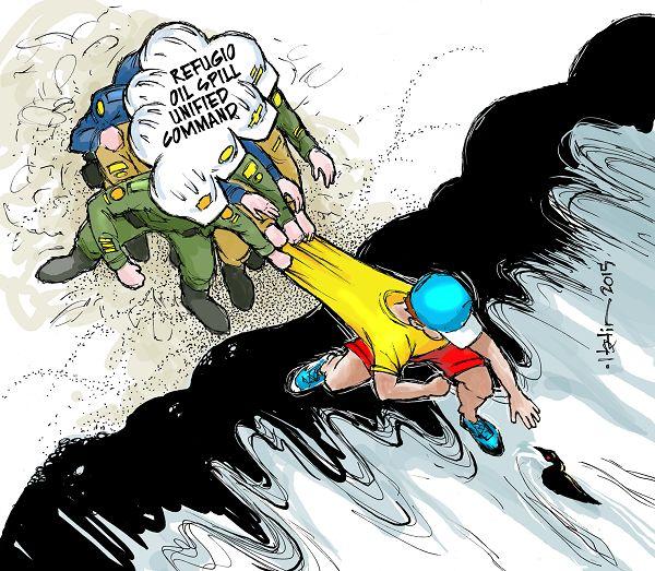 cartoon: Russell Hodin May 28, 2015